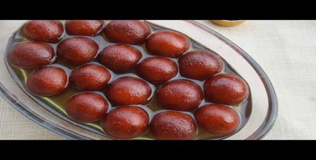 cook to gulab jamun
