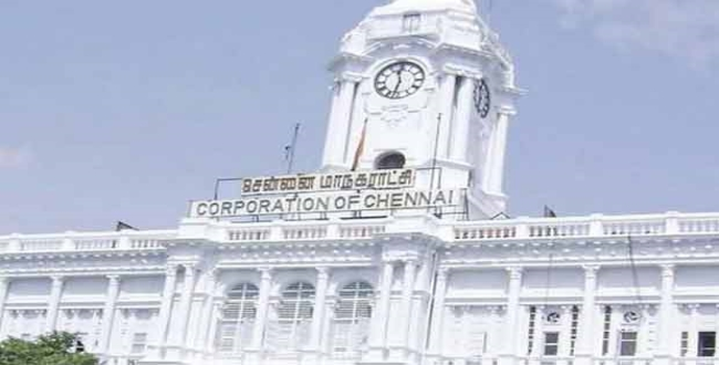 Corona virus test person Aadhar card Chennai corporation announced