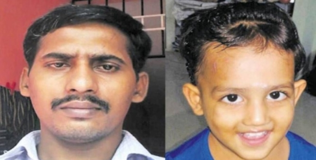 in chennai father suicide with child