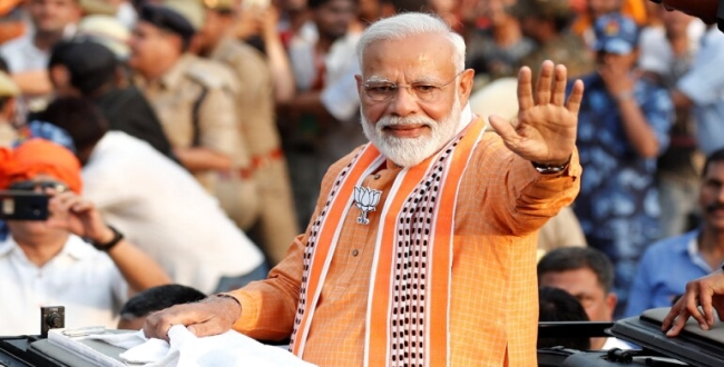 modi first change after his win