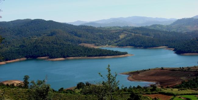 emerald lake in tamil nadu