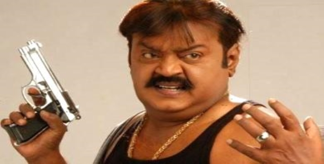 vijaykanth movie heroine won in election