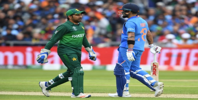 India register highest score against Pakistan in CWC19