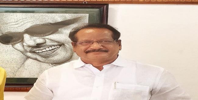 Former DMK MLA Kulanthai Tamilarasan passed away