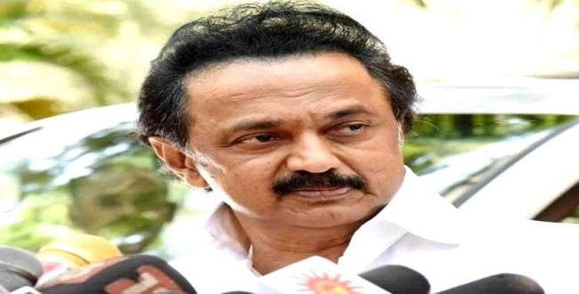 DMK ex mayor Uma murder by unknown persons stalin mourning