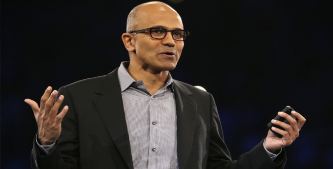 microsoft Ceo appreciate to tamil peoples