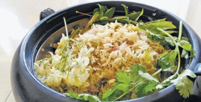 murungaipoo rice preparation in tamil