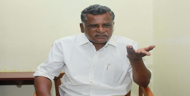 Tamilnadu CPI Mutharasan Angry about Former injustice