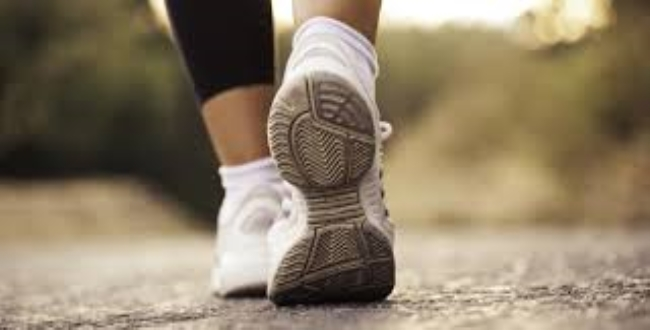 daily walking is good for health and body