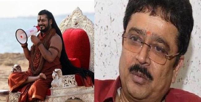 actor sv segar speech about nithyanatha kailaasaa country