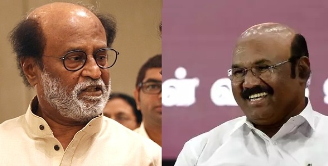 jayakumar says about rajini