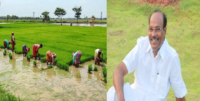 Dr Ramadoss warn govt about Delta District land disturb by Dye Industries