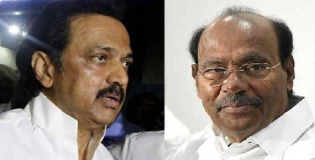Dr Ramadoss replies to stalin about murasoli office