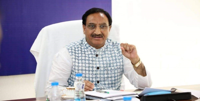 Ramesh Pokhriyal announce reduce CBSE syllabus 30 percentage