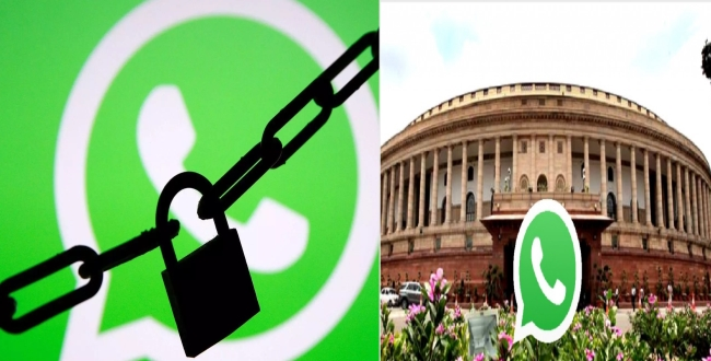 new app to replace whatsapp in india