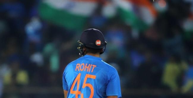 ind vs aus match 3 rd odi rohit hits century