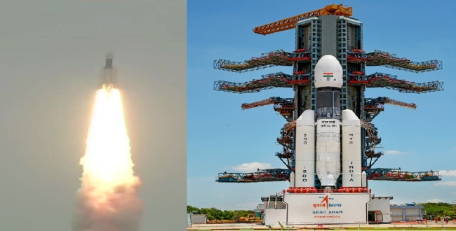 Chandrayaan-2 space shuttle