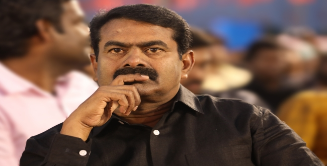 Seeman angry about injustice of MBC Medical seats quota