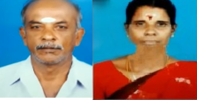 Madurai Parents suicide due to feeling sad