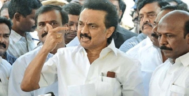 MK Stalin suspend dmk persons involved kanchipuram young lady murder