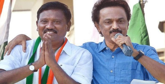 Karate Thiyagarajan questioned dmk leader stalin after 20 years