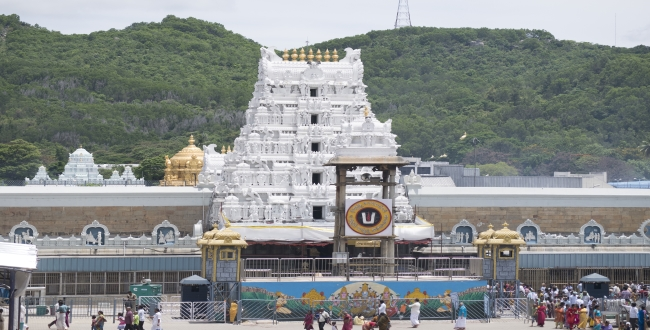 8 th June Tirupathi temple open