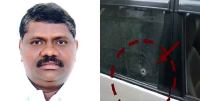 DMK MLA Idhayavarman arrest due to Tiruporur gun fire issue