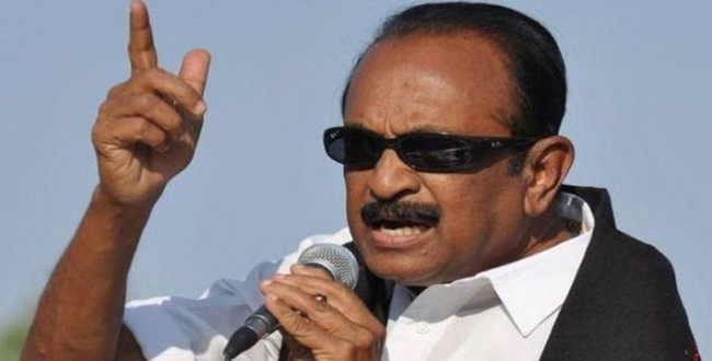 Vaiko Support release of tablihi jamaath conference foreign Muslims