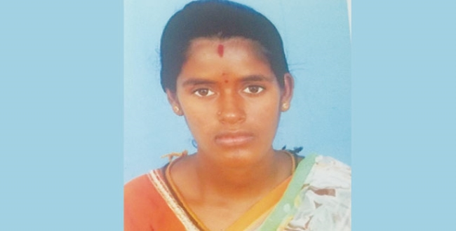 in vellore pregnant wife killed by husband police investigation going on