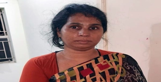 women killed her husband in trichy