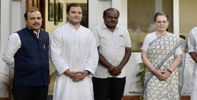 tamilisai says about karnataka political