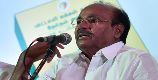 ramadoss support for farmers