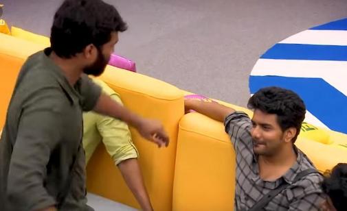 bigg boss, bigg boss 3, kavin friend slap, பிக் பாஸ், பிக் பாஸ் ,