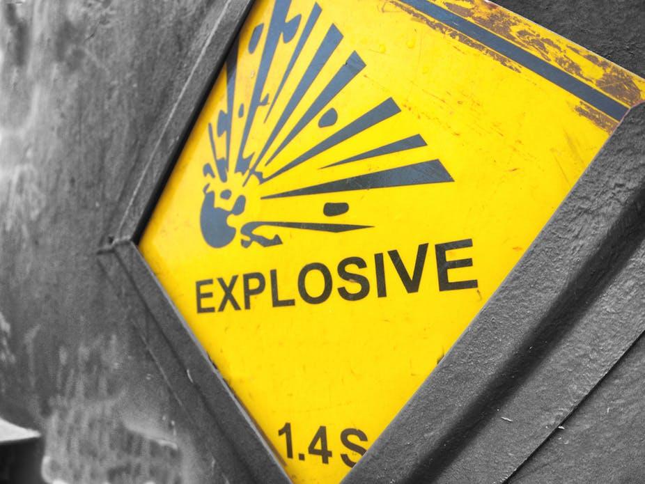 explosive,