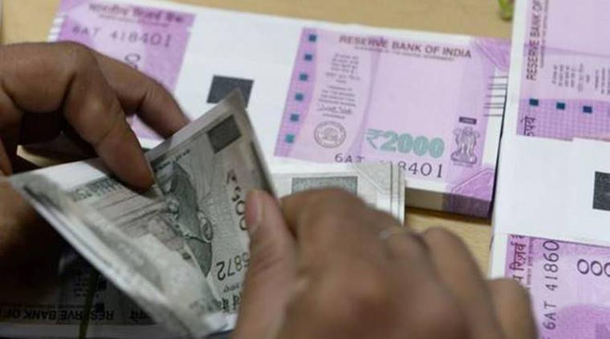 indian money,