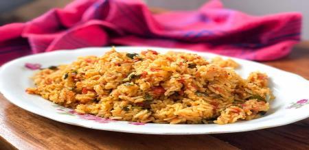 how to prepare pengali tomato rice
