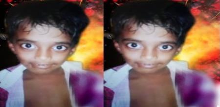 Tiruchirappalli child died ate country bomb like snacks