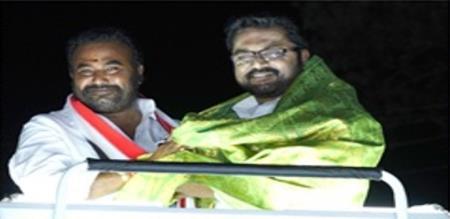 actor sarathkumar election propaganda