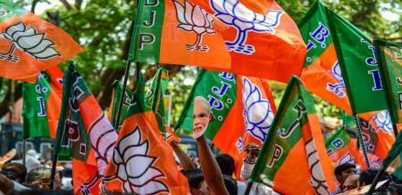 five congress mla join in bjp