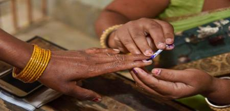 vellore election started