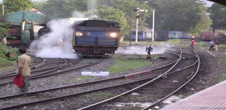 mettupalayam train cancel for next three days
