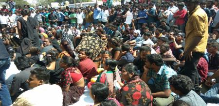 jallikattu protest investigation going to be end