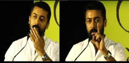 actor surya about says pjb party