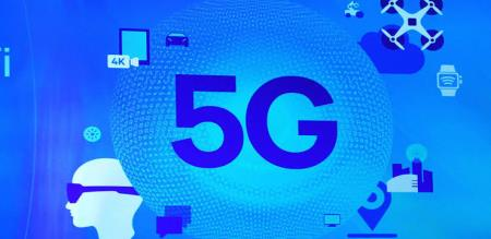 in china 5G internet introduced
