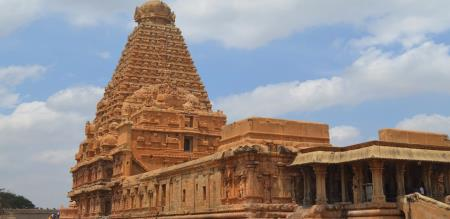 case filed madurai high court for tanjavur temple issue
