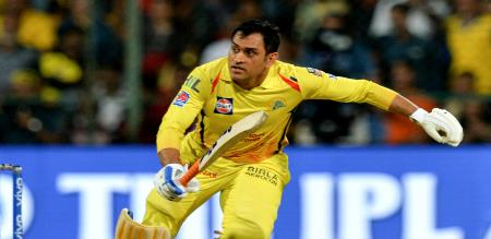 next year ipl dhoni played or not