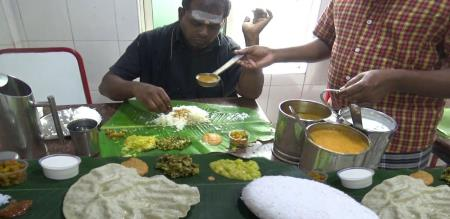 not afternoon lunch in chennai hotels