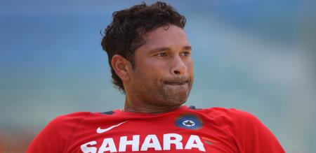 sachintendulkar Mourning to chandraseakar