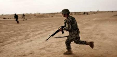 in Afghanistan army killed terrorist controller