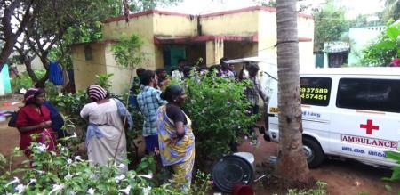 in thiruvannamalai love couple attempt suicide